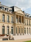 Journées du patrimoine 2016 -Visite commentée du Château de la Muette (siège de l'OCDE)