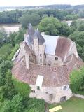 Journées du patrimoine 2016 -Visite des extérieurs du Chateau de Meauce