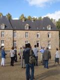 Journées du patrimoine 2016 -Château des Flégés à Baillé