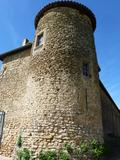 Journées du patrimoine 2016 -Château de Montseveroux (XIIIe siècle)