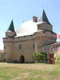 Journées du patrimoine 2016 -Château féodal de Sigournais