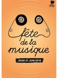 Fête de la musique 2018 - Choeur Dédicace