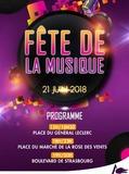 Fête de la musique 2018 - Chorales