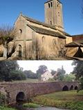 Journées du patrimoine 2016 -Circuit découverte du patrimoine : Eglise romane classée du XIème siècle, pont des Meursaults , Doyenné de Bézornay et sa chapelle