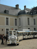 Journées du patrimoine 2016 -Circuit en petit train : mairie-château