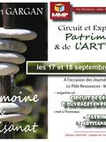 Journées du patrimoine 2016 -Circuit et Exposition du Patrimoine et de l'Artisanat