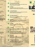 Journées du patrimoine 2016 -Circuit touristique autour du patrimoine de Saint-Paul Cap de Joux