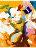 Nuit des musées 2018 -Cirque en graff