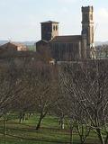 Journées du patrimoine 2016 -Clocher de l'église Saint-Christophe, datant du XIe siècle