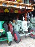 Journées du patrimoine 2016 -Collection de machines agricoles anciennes
