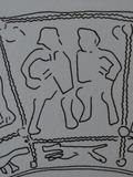 Journées du patrimoine 2016 -Combats de gladiateurs au Grand théâtre de Vendeuil-Caply