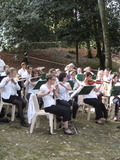 Journées du patrimoine 2016 -Concert au Square Mathurin Crucy