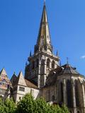 Journées du patrimoine 2016 -Concert avec la Scola Choeur d'adultes dela Maîtrise de la cathédrale d'Autun