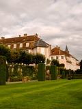 Rendez Vous aux Jardins 2018 -Venez visiter les jardins et parc d'un château daté du XVIIIe siècle.