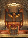 Journées du patrimoine 2016 -Concert d'orgue à l'église Saint-Gildas