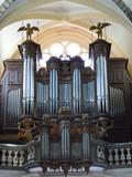 Journées du patrimoine 2016 -Concert d'orgue à la Collégiale St Anatoile