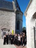 Journées du patrimoine 2016 -Concert dans le parc du Château de Bouthéon