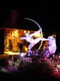 Nuit des musées 2018 -Concert de gospel et mise en lumière des sculptures