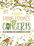Fête de la musique 2018 - Concert de la Musique des gardiens de la paix