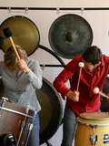 Nuit des musées 2018 -Concert de percussion