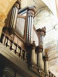 Journées du patrimoine 2016 -Concert des Amis des Orgues à l'abbatiale Saint-Sauveur