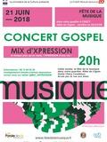 Fête de la musique 2018 - MiX d'XPRESSION