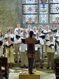 Journées du patrimoine 2016 -Concert « Impressions vocales » par le choeur « Le Contrepoint de Besançon ».