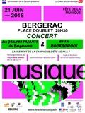 Fête de la musique 2018 - Les jeunes talents du Bergeracois et de la Rock School