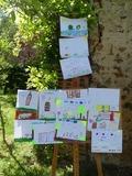 Rendez Vous aux Jardins 2018 -Concours de dessin pour les enfants