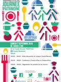 Journées du patrimoine 2016 -Conférence