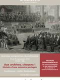 Journées du patrimoine 2016 -Conférence « la presse et le débat citoyen sous la Révolution »,