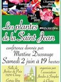 Rendez Vous aux Jardins 2018 -Les plantes de la Saint-Jean