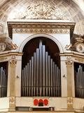 Journées du patrimoine 2016 -Conférence sur l'orgue Serassi de Bastia