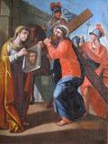 Journées du patrimoine 2016 -Conférence sur la restauration du tableau de Sainte Véronique de la VIe station du calvaire de Megève