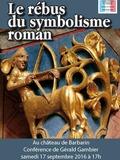 Journées du patrimoine 2016 -Conference au château de Barbarin