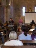 Journées du patrimoine 2016 -Conférences et inauguration d'une plaque commémorative en l'honneur de l'abbé Breuillard à Savigny en terre plaine