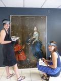 Journées du patrimoine 2016 -« Conservateur-restaurateur de peintures , un métier d'art