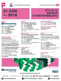 Fête de la musique 2018 - Conservatoire de musique
