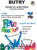 Fête de la musique 2018 - Conservatoire / Nevermind / No shot / Clichy