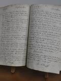 Journées du patrimoine 2016 -Consultation de documents anciens