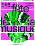 Fête de la musique 2018 - Cordélodies / Cabarelles / Jazz Bond / Voice Factory / Eva-Marie et Ludmilla / RuStaDec / Mental Guérilla ...