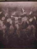 Nuit des musées 2018 -Corps noir. Installation-performance d'Aurélien Bory