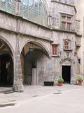Journées du patrimoine 2016 -Visite libre : cour de l'hôtel de ville