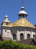 Journées du patrimoine 2016 -Courtes présentations commentées de l'église Notre-Dame de Dole