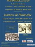 Journées du patrimoine 2016 -Coutumes, Fêtes  profanes et religieuses en Pays de Grasse au milieu du XVIIIe siècle