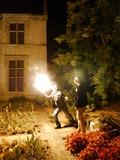 Nuit des musées 2018 -Cracheur et jongleur de feu
