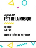 Fête de la musique 2018 - Cream Flesh (Outdoor & Indoor)