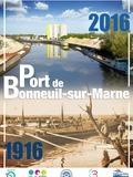 Journées du patrimoine 2016 -Croisières sur le port de Bonneuil à bord du Francilien