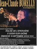 Journées du patrimoine 2016 -D'or de rêve et de lumière à Gigny-sur-Saône
