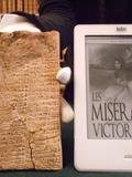 Journées du patrimoine 2016 -D'une tablette à l'autre : 5 000 ans d'histoire de l'écriture et de ses supports